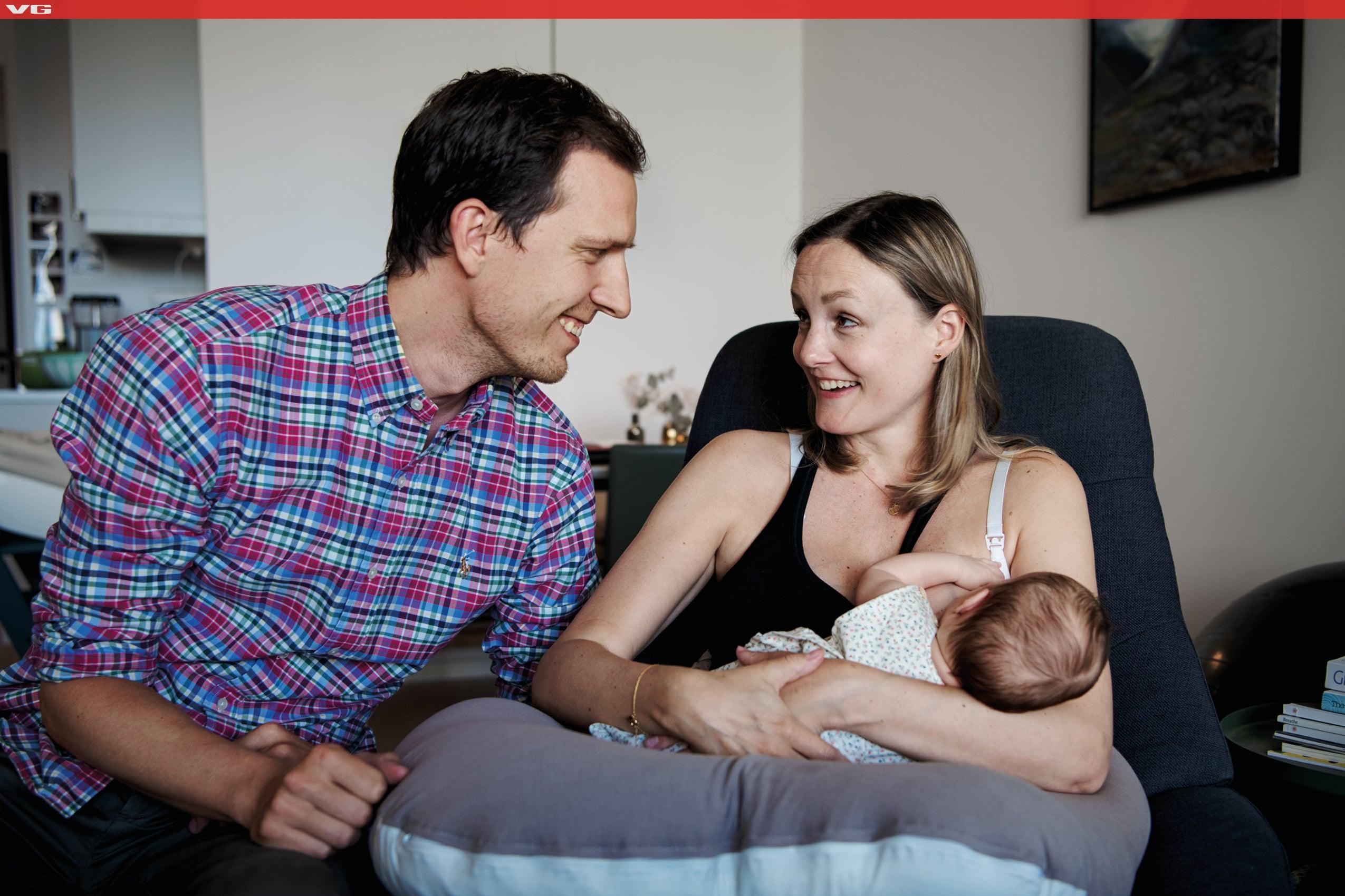 VG-artikkel - Mathilde (30) har revmatisme – Ble verre av graviditet