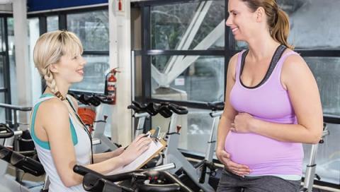 Behandling uten medisiner i svangerskapet - Spafo